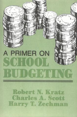 Cover image for the book A Primer on School Budgeting