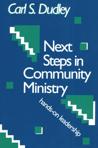 Cover image for the book Next Steps in Community Ministry: Hands-on Leadership