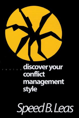 Cover image for the book Discover Your Conflict Management Style, Revised Edition