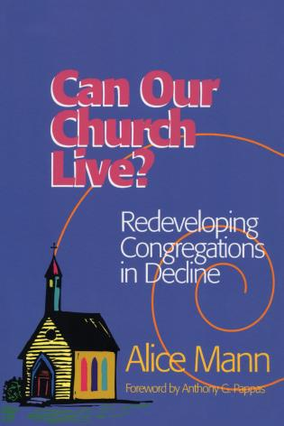 Cover image for the book Can Our Church Live?