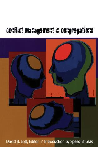 Cover image for the book Conflict Management in Congregations