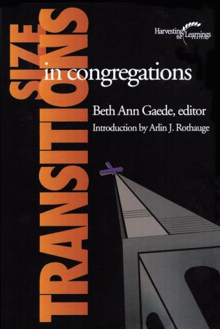 Cover image for the book Size Transitions in Congregations