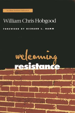 Cover image for the book Welcoming Resistance