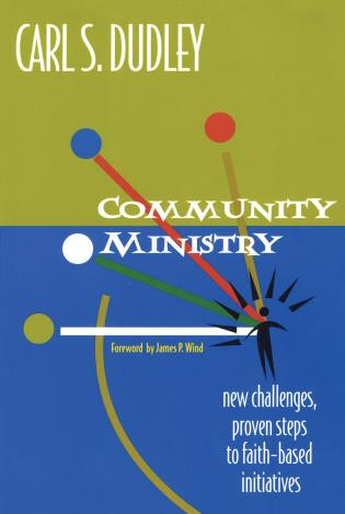 Cover image for the book Community Ministry
