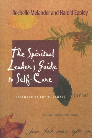 Cover image for the book The Spiritual Leader's Guide to Self-Care