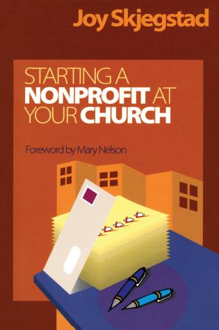 Cover image for the book Starting a Nonprofit at Your Church