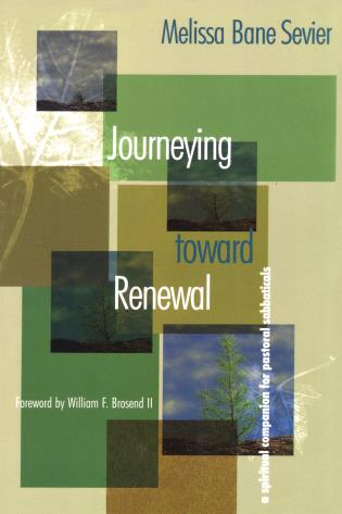 Cover image for the book Journeying Toward Renewal: A Spiritual Companion for Pastoral Sabbaticals