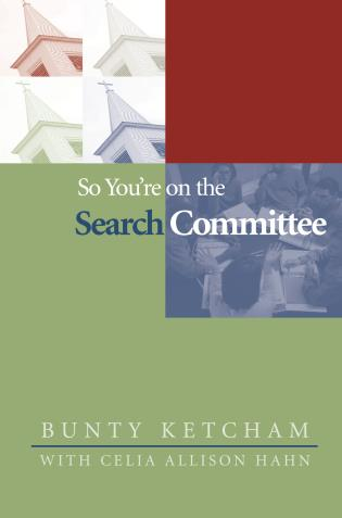 Cover image for the book So You're on the Search Committee