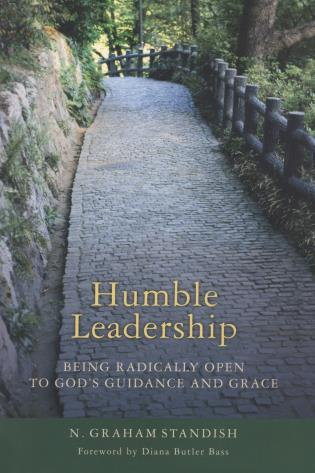 Cover image for the book Humble Leadership: Being Radically Open to God's Guidance and Grace