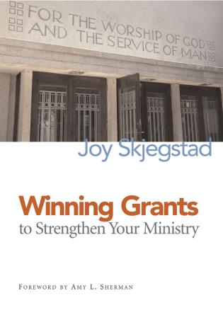 Cover image for the book Winning Grants to Strengthen Your Ministry