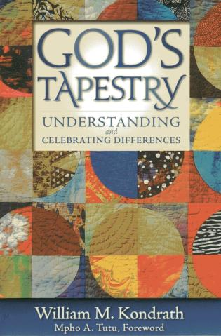 Cover image for the book God's Tapestry: Understanding and Celebrating Differences