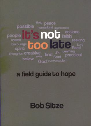 Cover image for the book It's Not Too Late: A Field Guide to Hope