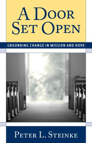 Cover image for the book A Door Set Open: Grounding Change in Mission and Hope