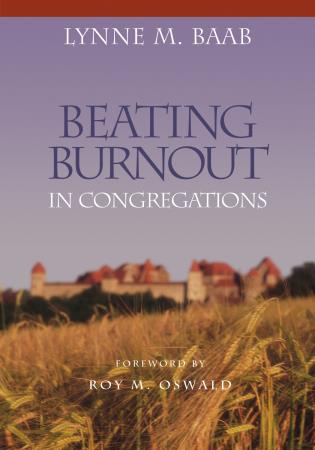 Cover image for the book Beating Burnout in Congregations