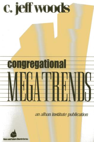 Cover image for the book Congregational Megatrends