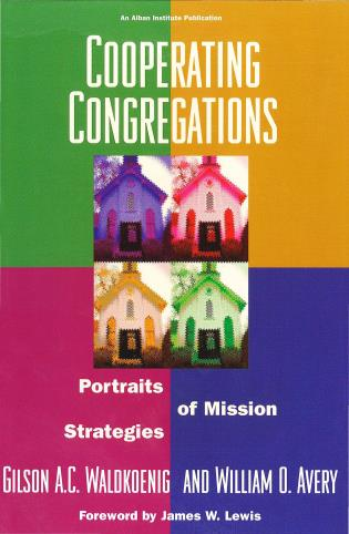 Cover image for the book Cooperating Congregations: Portraits of Mission Strategies