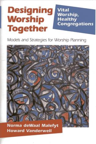 Cover image for the book Designing Worship Together: Models And Strategies For Worship Planning