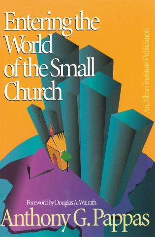 Cover image for the book Entering the World of the Small Church