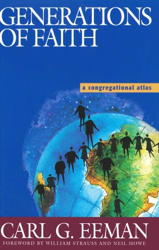 Cover image for the book Generations of Faith: A Congregational Atlas