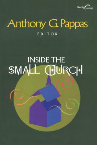 Cover image for the book Inside the Small Church