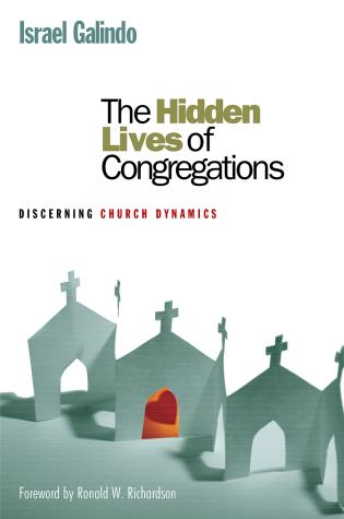 Cover image for the book The Hidden Lives of Congregations: Discerning Church Dynamics