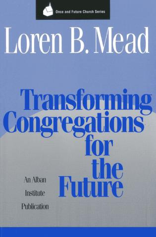 Cover image for the book Transforming Congregations for the Future