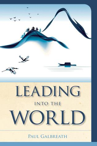 Cover image for the book Leading into the World