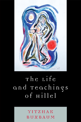 Cover image for the book The Life and Teachings of Hillel
