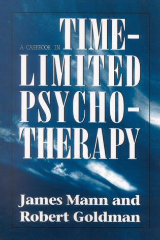 Cover image for the book Casebook in Time-Limited Psychotherapy