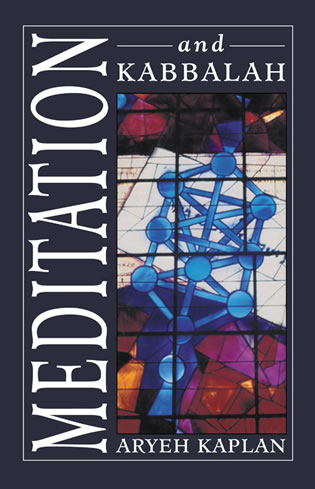 Cover image for the book Meditation and Kabbalah