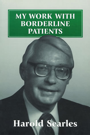 Cover image for the book My Work With Borderline Patients
