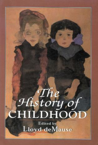 Cover image for the book The History of Childhood
