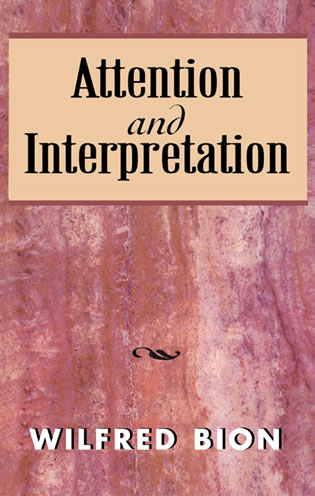 Cover image for the book Attention and Interpretation