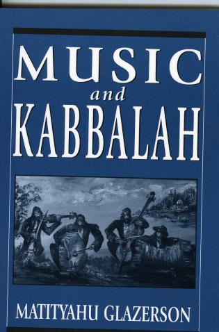 Cover image for the book Music and Kabbalah