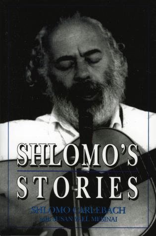 Cover image for the book Shlomo's Stories: Selected Tales