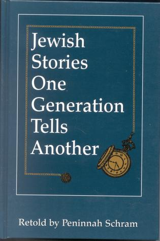 Cover image for the book Jewish Stories One Generation Tells Another