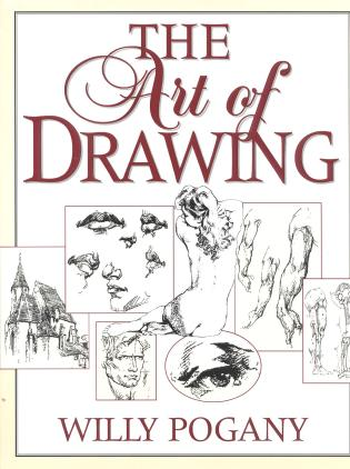 Cover image for the book The Art of Drawing