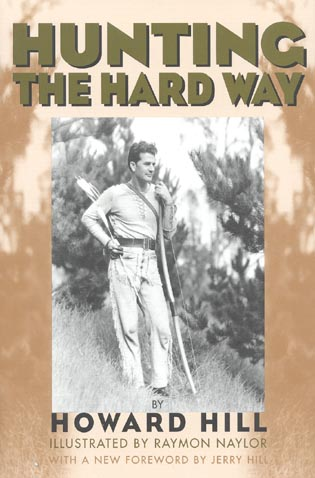 Cover image for the book Hunting the Hard Way