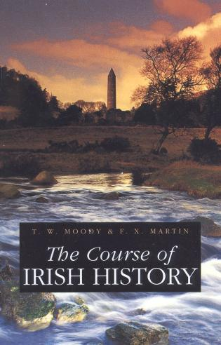 Cover image for the book The Course of Irish History, Third Edition