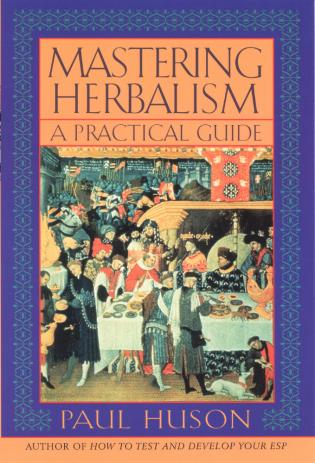 Cover image for the book Mastering Herbalism: A Practical Guide
