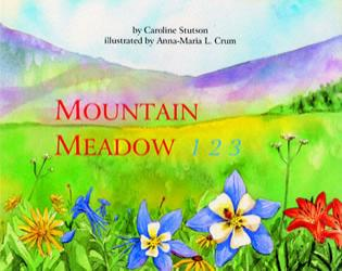 Cover image for the book Mountain Meadow 123