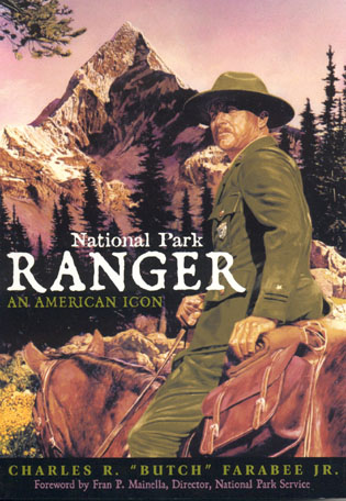 Cover image for the book National Park Ranger: An American Icon