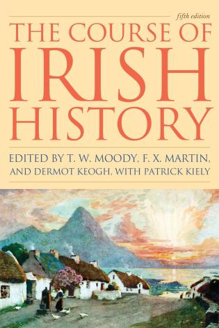 Cover image for the book The Course of Irish History, Fifth Edition