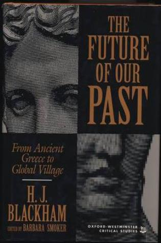 Cover image for the book The Future of Our Past