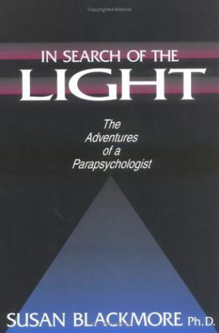 Cover image for the book In Search of the Light