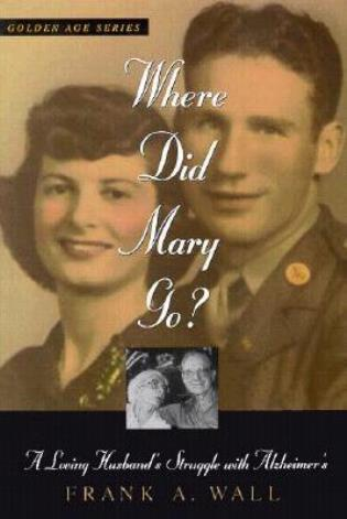 Cover image for the book Where Did Mary Go?
