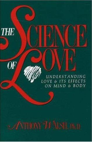 Cover image for the book The Science of Love