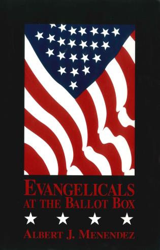 Cover image for the book Evangelicals at the Ballot Box
