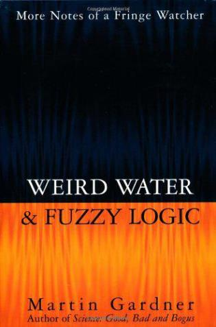Cover image for the book Weird Water and Fuzzy Logic