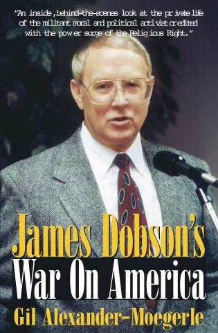 Cover image for the book James Dobson's War on America